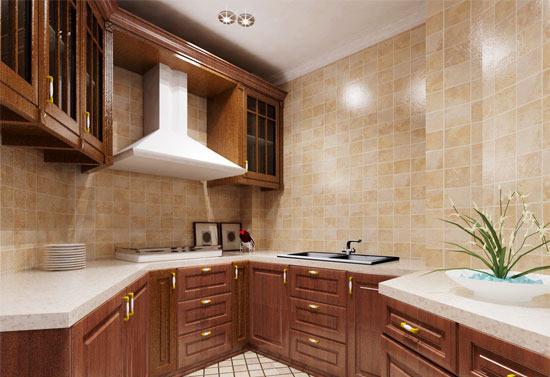 别墅厨房装修必知的三大要点