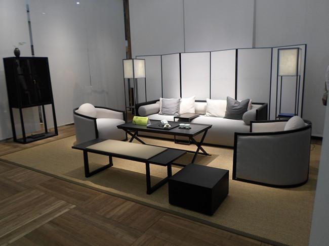 筑雅空间设计精干赴上海国际家居展学习